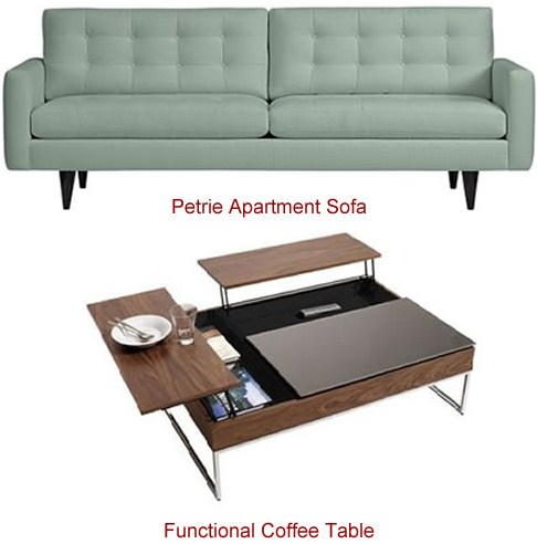 Dining Table Apartment Size Furniture Dining Table